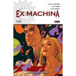 EX MACHINA Nº 4 MARCHA HACIA LA GUERRA