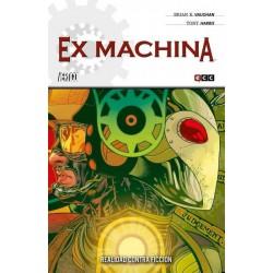 EX MACHINA Nº 3 REALIDAD CONTRA FICCIÓN