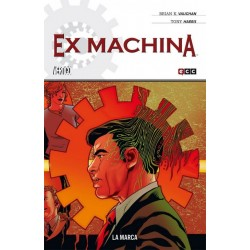 EX MACHINA Nº 2 LA MARCA