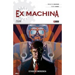 EX MACHINA Nº 1 ESTADO DE EMERGENCIA