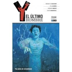 Y, EL ÚLTIMO HOMBRE Nº 4 PALABRA DE SEGURIDAD