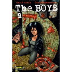 THE BOYS 04: NOS DAMOS EL PIRO
