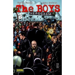 THE BOYS 05: HEROGASM