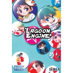 LAGOON ENGINE Nº 2