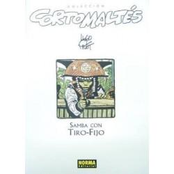 CORTO MALTÉS 03: SAMBA CON TIRO-FIJO