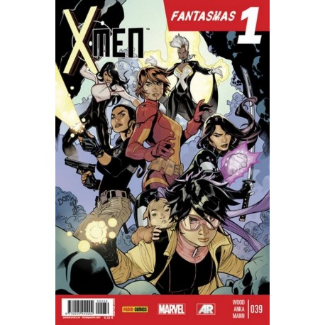 X-MEN VOL.4 Nº 39