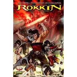 ALQUIMIA Nº 12 ROKKIN