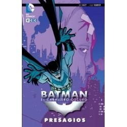 BATMAN EL CABALLERO OSCURO: PRESAGIOS