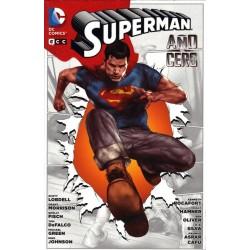 AÑO CERO: SUPERMAN