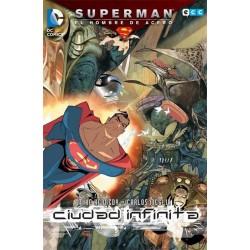 SUPERMAN: CIUDAD INFINITA