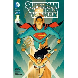 SUPERMAN / WONDER WOMAN Nº 1