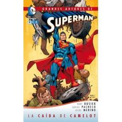 SUPERMAN: LA CAÍDA DE CAMELOT