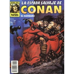 LA ESPADA SALVAJE DE CONAN Nº 167