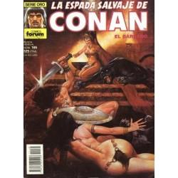 LA ESPADA SALVAJE DE CONAN Nº 165