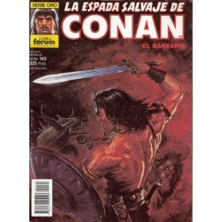 LA ESPADA SALVAJE DE CONAN Nº 163