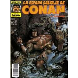 LA ESPADA SALVAJE DE CONAN Nº 162