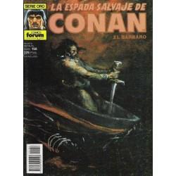 LA ESPADA SALVAJE DE CONAN Nº 156