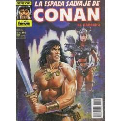LA ESPADA SALVAJE DE CONAN Nº 154