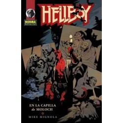 HELLBOY: EN LA CAPILLA DE MOLOCH