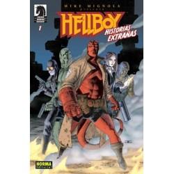 HELLBOY 08: HISTORIAS EXTRAÑAS 1