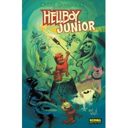 HELLBOY 10: HELLBOY JUNIOR