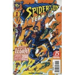AMALGAM: SPIDER-BOY TEAM UP
