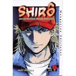 SHIRO, UN DETECTIVE PROBLEMÁTICO Nº 6