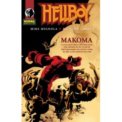 HELLBOY 11: MAKOMA