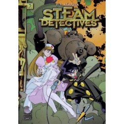 STEAM DETECTIVES Nº 5