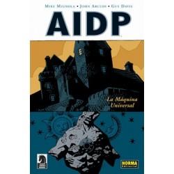 AIDP 06: LA MÁQUINA UNIVERSAL