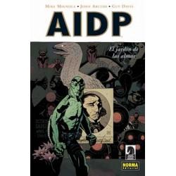 AIDP 07: EL JARDÍN DE LAS ALMAS