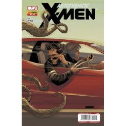 ASTONISHING X-MEN VOL.3 Nº 46