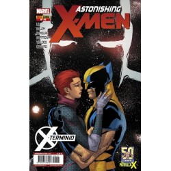 ASTONISHING X-MEN VOL.3 Nº 41