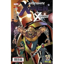 ASTONISHING X-MEN VOL.3 Nº 40
