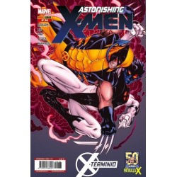 ASTONISHING X-MEN VOL.3 Nº 39