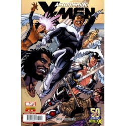 ASTONISHING X-MEN VOL.3 Nº 35