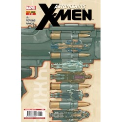 ASTONISHING X-MEN VOL.3 Nº 34