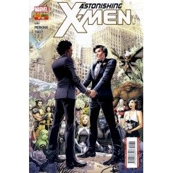 ASTONISHING X-MEN VOL.3 Nº 32