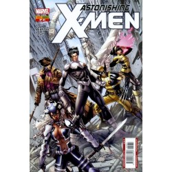 ASTONISHING X-MEN VOL.3 Nº 31