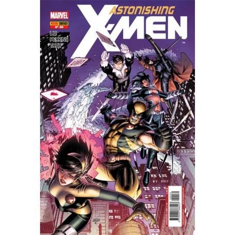 ASTONISHING X-MEN VOL.3 Nº 30