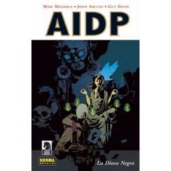 AIDP 11: LA DIOSA NEGRA