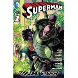 SUPERMAN: MALDAD ETERNA Nº 1
