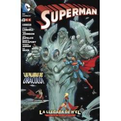 SUPERMAN: LA LLEGADA DE H´EL Nº 3