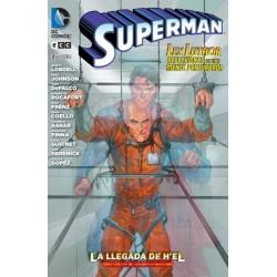 SUPERMAN: LA LLEGADA DE H´EL Nº 2