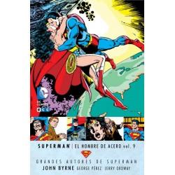 GRANDES AUTORES DE SUPERMAN Nº 9