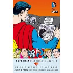 GRANDES AUTORES DE SUPERMAN Nº 8