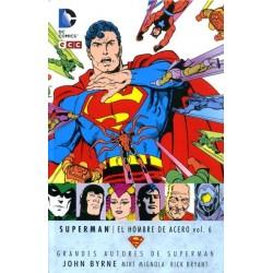 GRANDES AUTORES DE SUPERMAN Nº 6