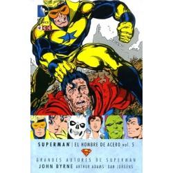 GRANDES AUTORES DE SUPERMAN Nº 5