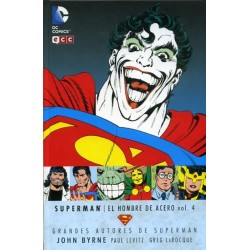 GRANDES AUTORES DE SUPERMAN Nº 4