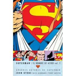 GRANDES AUTORES DE SUPERMAN Nº 1